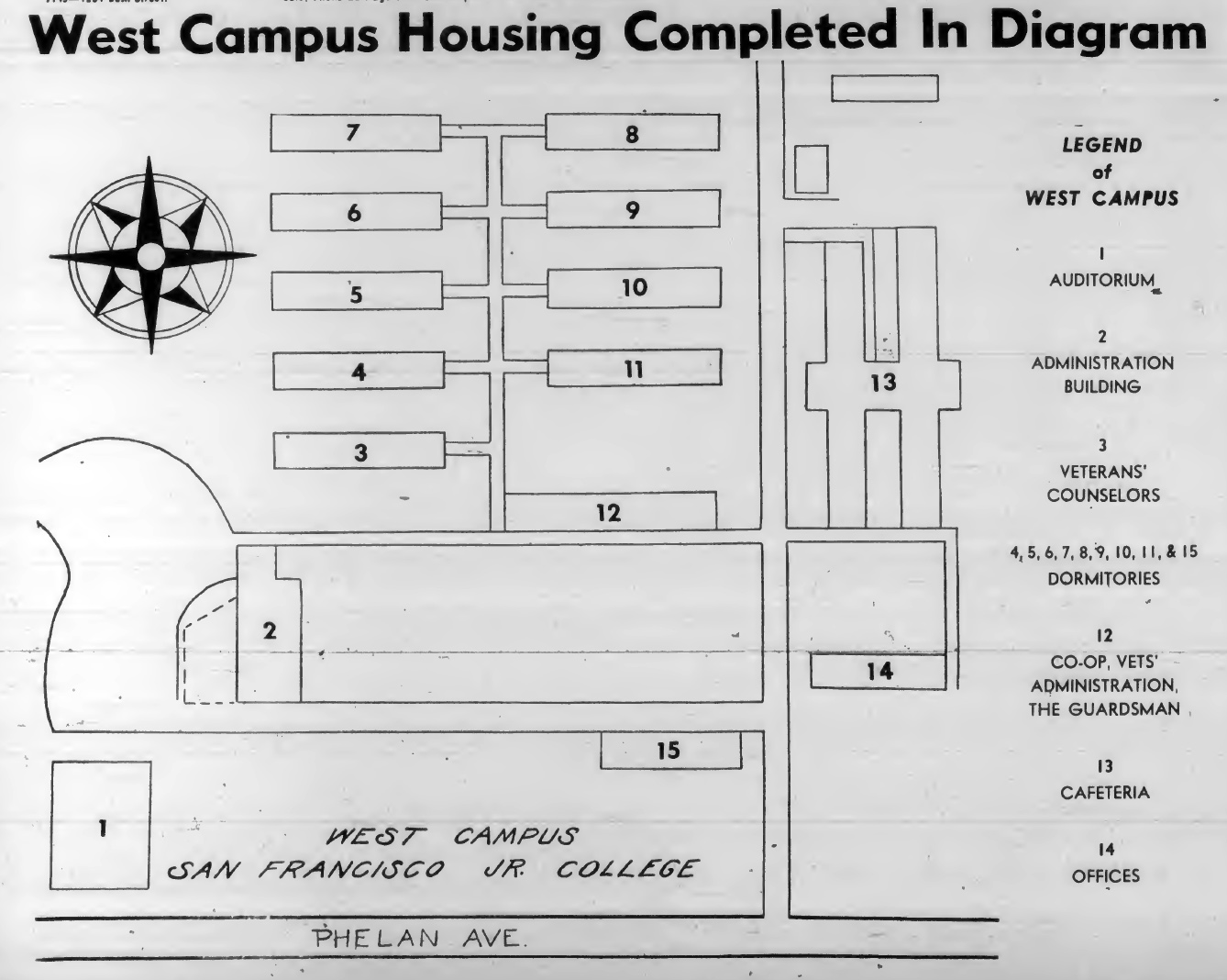 WAVES, West Campus, and Waterless Basins: the History of the Balboa ...